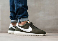 separation shoes 272cd a820c NIKE ROSHE LD - 1000 Running Trainers Retro Casual - UK 9.5 (EUR 44.5) Khaki