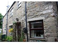 TWO BEDROOM STONE-BUILT COTTAGE situated in Bernard Castle