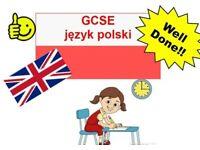 Polish (GCSE)/English Online! Polski/Angielski Online!