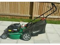 Briggs & stratton 550e series 140cc lawnmower