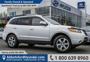 2009 Hyundai Santa Fe Limited CERTIFIED ACCIDENT FREE
