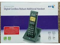 BT Diverse 7200 Digital Cordless Robust Additional Handset