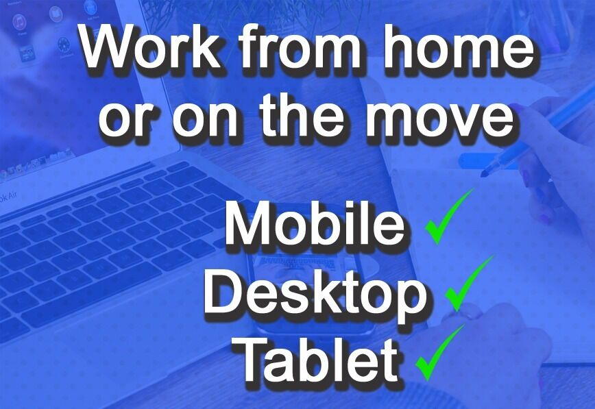 Earn £300+ In Your Spare Time At Home Or On The Move. All You Need Is An Internet Connection!