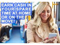 ** Earn Money From Home Completing Simple Online Tasks, Offers and Surveys **