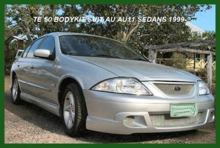 BODY KIT SUIT FORD AU TE 50 STYLE FRONT SPOILER SIDESKIRTS WING Toowoomba Toowoomba City Preview