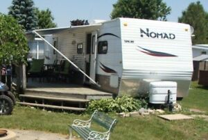 Nomad 36' Camping Trailer