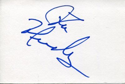 Tim Meadows Saturday Night Live SNL Mr. Box Office Mean Girls Signed Autograph
