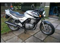 Honda cb 500 twin for sale or swap