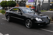 MERCEDES CLK200K Preston Darebin Area Preview