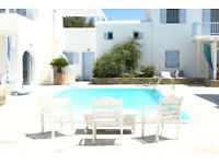 Romantic, Lovely villa to rent in Greece near the sea