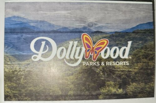 TICKETS TO DOLLYWOOD IN PIGEON FORGE, TN GOOD TIL 1/1/22 Buy 1,2,3,or 4