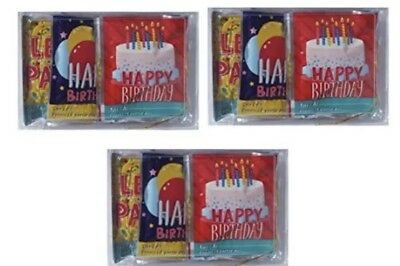 Whack A Pack (12~WHACK A PACK and a Happy Birthday balloon self-inflating Foil)