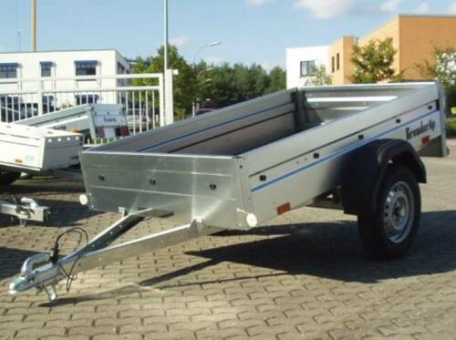 brenderup 1205 sub klapp pkw anh nger 750 kg ohne bremse. Black Bedroom Furniture Sets. Home Design Ideas