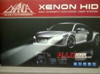 Xenon AC HID slim KITS, LED bulbs, Shop waranty!