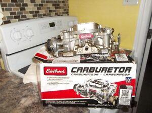 Edelbrock 600 CFM  1406 Carb