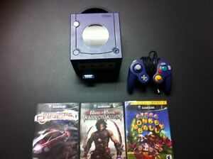 Gamecube manette jeux carte memoire