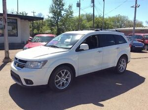 2013 Dodge Journey R/T AWD AWD HEATED STERRING WHEEL