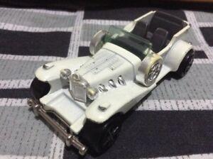 Vintage Majorette diecast Excalibur car -Made in France