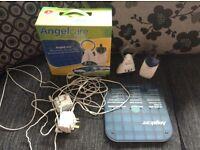 Angelcare movement sensor pad.