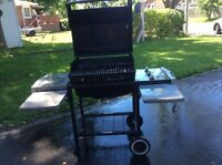 Webber Natural Gas BBQ