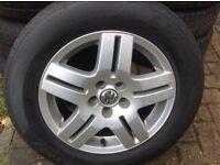 """15"""" VW MK4 GOLF TDI ALLOYS PCD 5X100"""