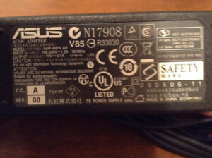 Fil DC adapter Power Supply Moniteur Asus ADP-40PH AB