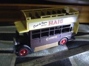 Rare Vintage Lesney matchbox A.E.C. S Type Bus -made in England
