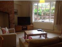 Light, spacious one bedroom garden garden flat in premier location