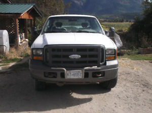 2005 Ford F-250 Long Box Pickup Truck