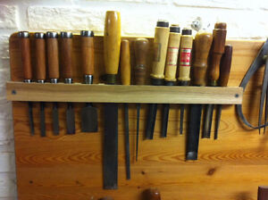 Wanted to buy -  used wood chisels London Ontario image 1