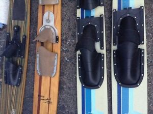 4 Vintage Water Skis For Only $125! Kitchener / Waterloo Kitchener Area image 4