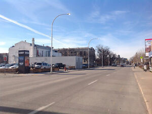Downtown- William Ave at Hargrave St