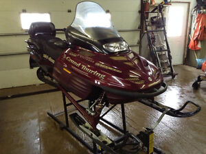 DSR JUNKING 1999 SKI-DOO GRAND TOURING 800 TRIPLE GOOD SHAPE