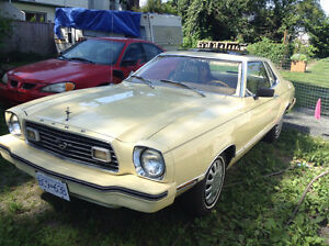 77' Mustang...Collectors! REDUCED Great Vehicle.