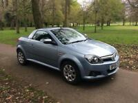 2005 VAUXHALL TIGRA 1.8 SPORT CONVERTIBLE CHEAP