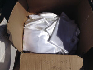 49 brand new chair covers only $140 for all