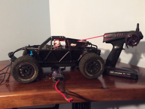 Electric brushed 1/10 hrs Rc 4x4 bugy