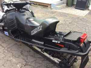 SABERCAT 700 EFI WITH REVERSE
