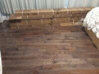 Plancher bois franc Wickham fabriqué au Qc