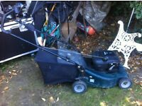 HAYTER 48 RANGER PETROL LAWNMOWER ££230.00