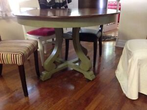 Pier One Rustic Kitchen Table