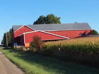 BARN RENOVATIONS AND PAINTING 50 YRS EXP.TURNER MAINTENANCE