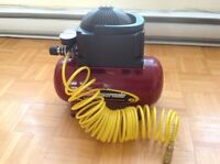 Coleman Powermate VP201 Air compressor for 30$ only