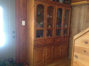 Bookcase/Display Cabinets