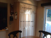 Cabinet doors and drawer fronts