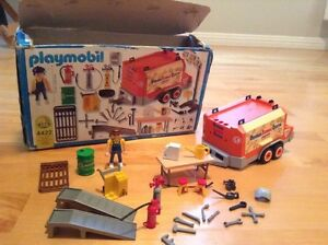 4422 - Camion technique - Playmobil