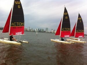 Keen Sailors Wanted South Perth South Perth Area Preview