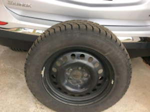 Eternity winter tire for sale 225/65R17 with steel rims