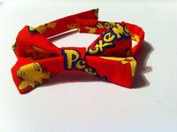 Boys Pokemon Bow Tie 5.00