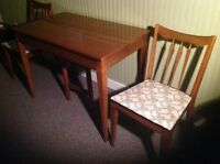 Dining room table :